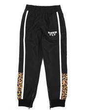 Bottoms - Nylon Jogger Pants (8-20)-2434880