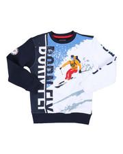 Born Fly - Long Sleeve Fleece Sweatshirt (8-20)-2435657