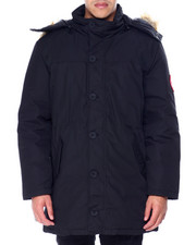 Outerwear - Nylon Long Parka Jacket-2434986