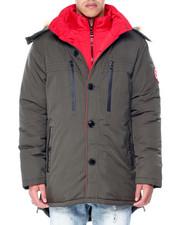Outerwear - Heavy Parka Jacket-2434661