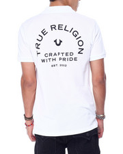True Religion - CRAFTED W PRIDE POLO-2435929