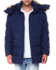 Mens-Winter - Heavy Snorkel Hooded Parka-2434539