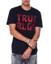 True Religion - SS CHAIN FASHION CREW NECK TEE-2435895