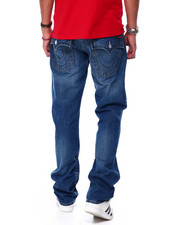 True Religion - STRAIGHT FLAP OM Jean-2435946