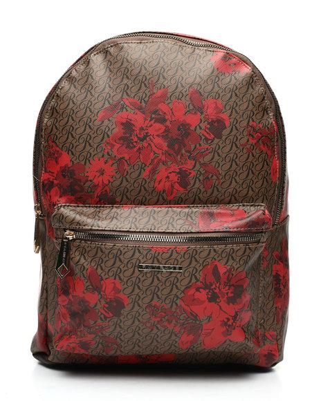 Rampage - Floral Printed Backpack