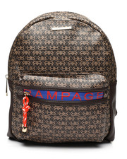 Rampage - Sporty Signature Backpack-2435116