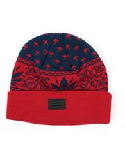 Ugly Christmas Shop - Mushroom Weed Alpine Devine Knit Hat-2436223