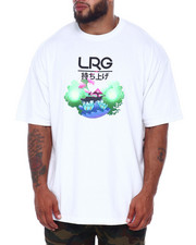 LRG - Lotus Flower S/S Tee (B&T)-2436385