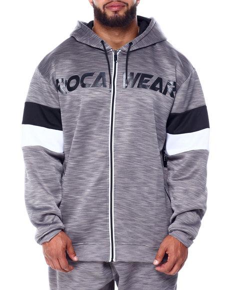 Rocawear - Rivals Tech Fleece Zip Hoody (B&T)