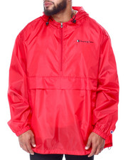 Champion - Poly Anorak Left Chest Print (B&T)-2435186