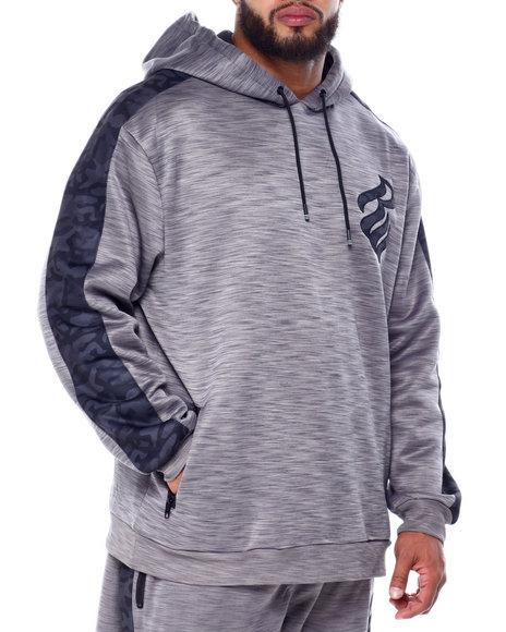 Rocawear - Chivalry Tech Fleece Pullover (B&T)