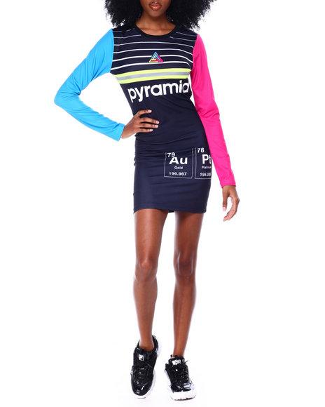 Black Pyramid - Pyramid Elements Dress