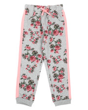 Bottoms - Marla Printed Joggers (4-6X)-2436598