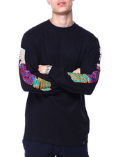 HUF - SUSPENSION LS TEE-2436974