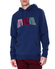 HUF - SUSPENSION ARCHED HOODIE-2437021