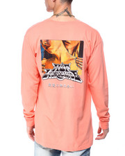 HUF - LAST CARESS LS TEE-2437167