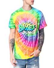 OUTRANK - Blessed Tie Dye Tee-2436728