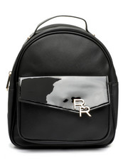 Rampage - Saffiano Patent Backpack-2435112