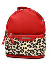 Rampage - Mixed Media Mini Backpack-2435038