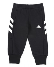 Adidas - Cotton Fleece Joggers (2T-4T)-2437383