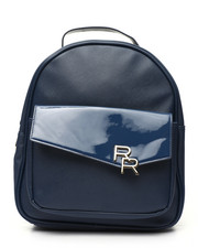 Rampage - Saffiano Patent Backpack-2435101