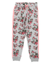 Sizes 7-20 - Big Kids - Marla Printed Joggers (7-16)-2436440