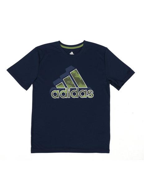 Adidas - Camo Bos Tee (8-20)