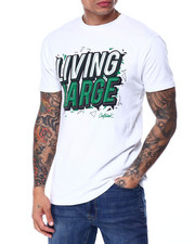 OUTRANK - Living Large Tee-2437217