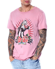 Ed Hardy - Panther and Roses Tee-2437824