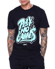 OUTRANK - Play No Games Tee-2437339