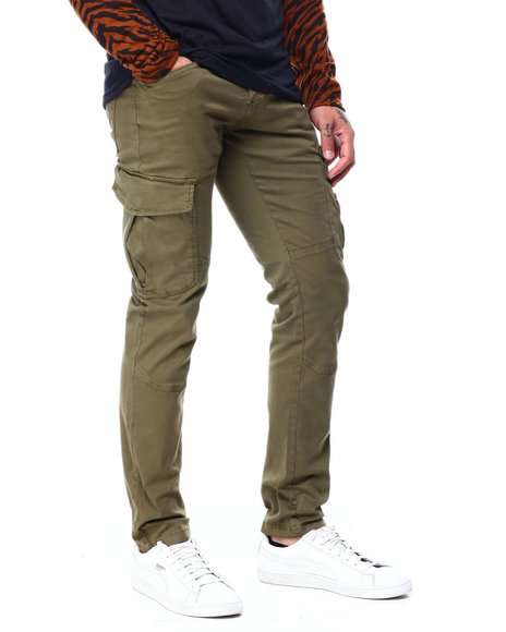 Liberation - Believe Taper Cargo Pant w Zip Pocket