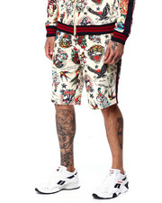 Ed Hardy - Slim Fit Track Short-2437909