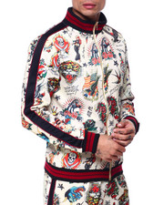 Outerwear - Print Camp Jacket-2437919