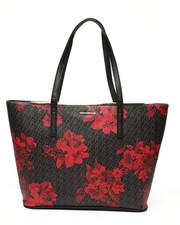 Bags - Floral Printed Tote Bag-2435432