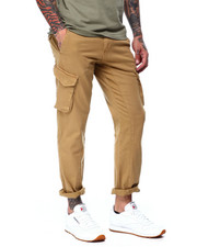 The Camper - Twill Cargo Pant-2437675