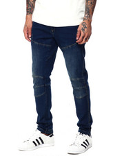 Liberation - Justice Taper Slim Pouch Knee Jean-2437054