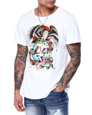 Ed Hardy - Battle Skull Tee-2437837