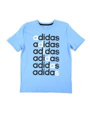 Adidas - Linear Echo Tee (8-20)-2436339