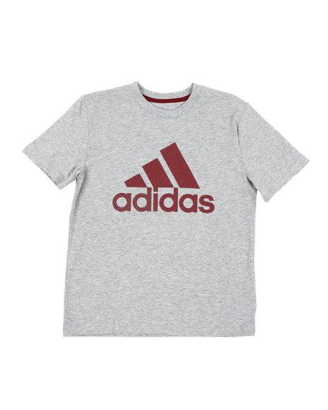 Adidas - Texture Bos Tee (8-20)