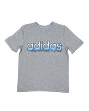 Adidas - Linear Slime Tee (8-20)-2436344