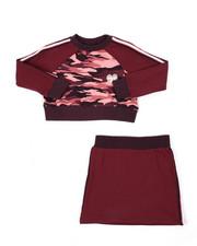 Kensie Girl - Kristin Sweatshirt & Skirt Set (4-6X)-2437448