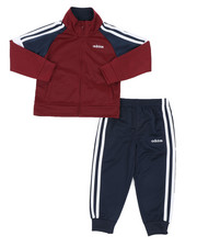 Adidas - Color Block Tricot Track Set (2T-4T)-2437432