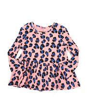 Kensie Girl - Tarsa Peplum Top (4-6X)-2436413