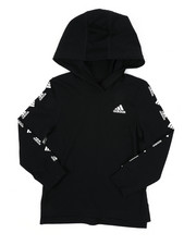 Adidas - Hooded Linear Tee (2T-4T)-2435726