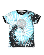 Arcade Styles - Tie-dye Medusa Tee (8-20)-2437924