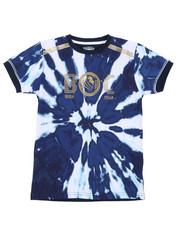 Arcade Styles - Tie-Dye Lion Tee (8-20)-2437892