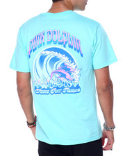 Pink Dolphin - SKI SLOPE TEE-2438271