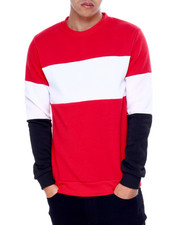 Buyers Picks - colorblock crew sweatshirt-2438363