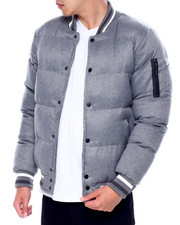 MAISON NOIR - James Puffer Bomber Jacket-2438425