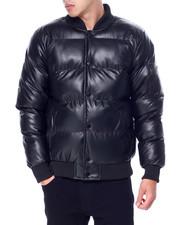 Outerwear - James Puffer Bomber Jacket-2438419
